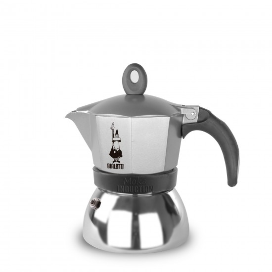 Moka Induction - 9 Xícaras – Bialetti