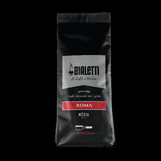 Café Roma em Grãos- Bialetti