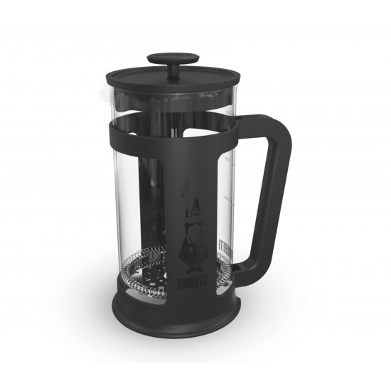 Cafeteira French Press Smart - 350ML Preto - Bialetti