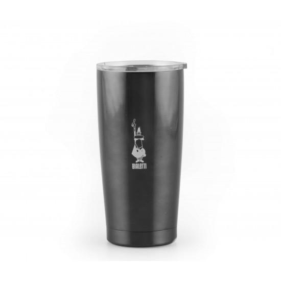 Mug Chumbo 550 ml - Aço Inox - Bialetti
